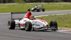 2017 MRF NRC Round 3: Anindith Reddy strengthens FF1600 Championship lead