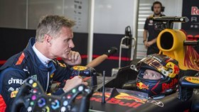 Video worth watching: WRC champion Sebastien Ogier tests Red Bull F1 car