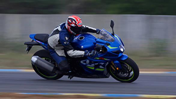 Track ride: 2017 Suzuki GSX-R1000/R