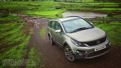2017 Tata Hexa XTA long term review: After 20,536km and two months - Overdrive