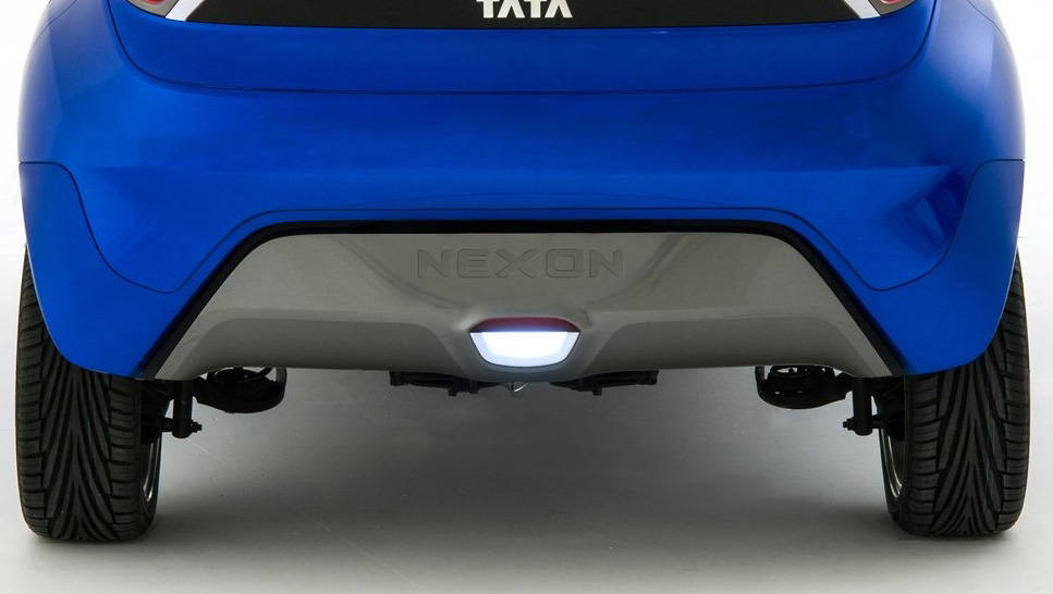 2017 Tata Nexon: The compact SUV has a ground clearance of 200mm