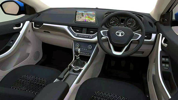 2017 Tata Nexon: The compact SUV will come with a cleaner cabin design