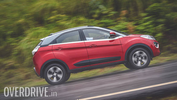 2017 Tata Nexon launched in India at Rs 5.85 lakh