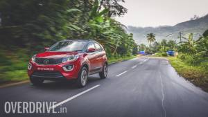 2017 Tata Nexon compact SUV first drive review