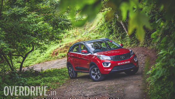 Image gallery: Tata Nexon first drive review
