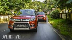 Tata Nexon undercuts the Maruti Suzuki Vitara Brezza by Rs 38,000 in India