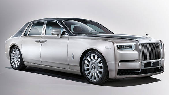2017 Rolls-Royce Phantom VIII revealed