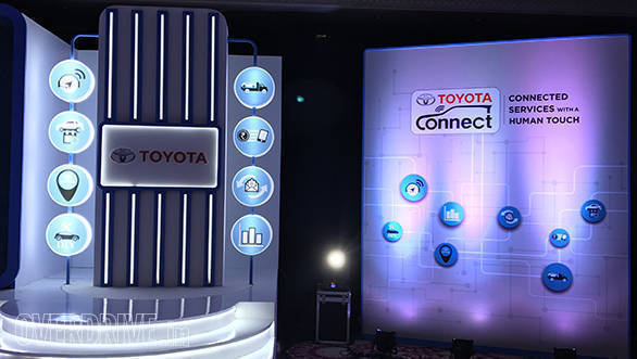 Toyota Connect smartphone application (1)