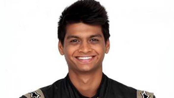 Vishnu Prasad - EURO JK 17
