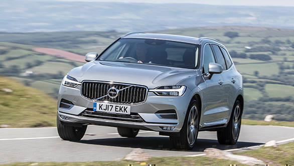 Polestar-tuned 2017 Volvo XC60 makes 421PS