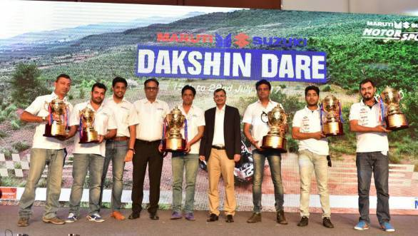 2017 Dakshin Dare: Suresh Rana and Ashwin Naik emerge victorious