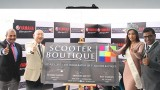 Yamaha India unveils its first scooter boutique