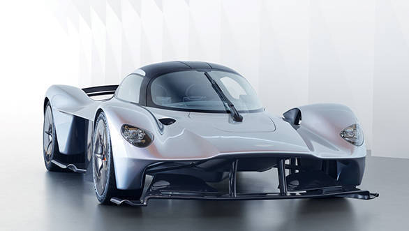 More images and details of near production-ready Aston Martin Valkyrie released