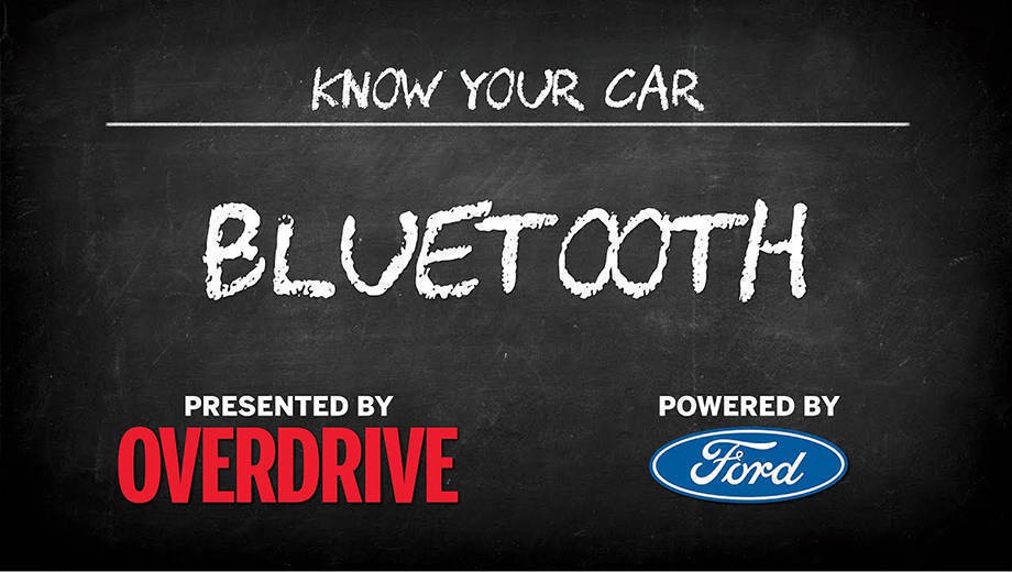 OD & Ford presents: Know Your Car - Bluetooth