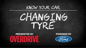 OD & Ford Presents: Know Your Car - Changing the tyre
