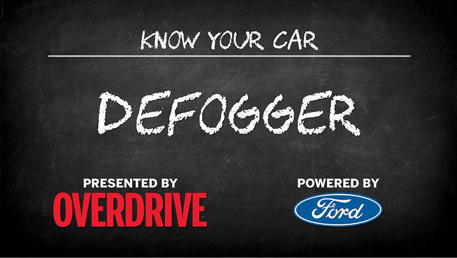 OD & Ford presents: Know Your Car - Defogger