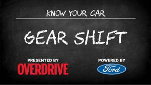 OD & Ford presents: Know Your Car - Gear shifts