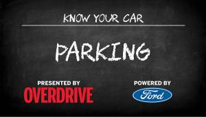 OD & Ford presents: Know Your Car - Parking