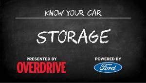 OD & Ford Presents: Know Your Car - Storage spaces