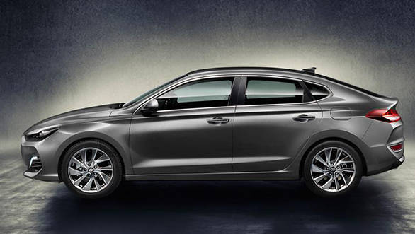 2018 Hyundai i30 fastback not coming to India anytime soon
