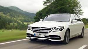 2018 Mercedes-Benz S-Class - First Drive Review