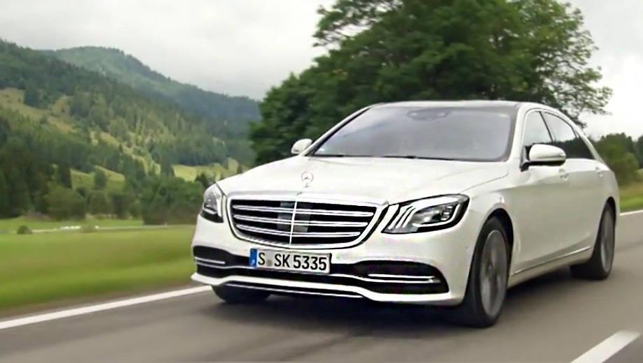 2018 Mercedes-Benz S-Class - First Drive Review