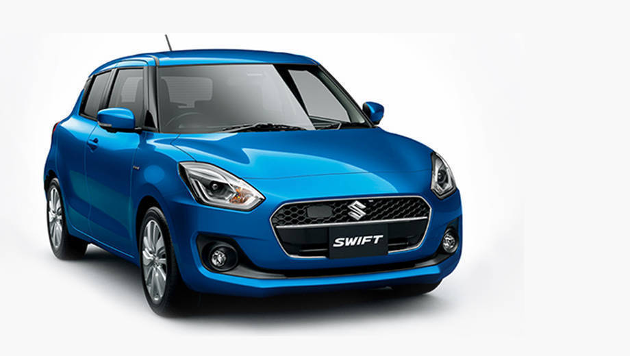 2017 Suzuki Swift hybrid unveiled