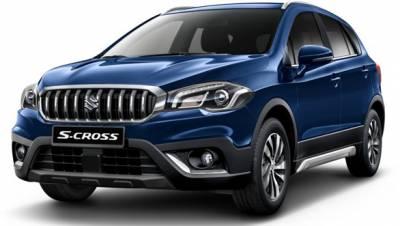 Suzuki s cross 2017 test