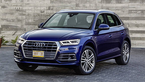 Audi Q5 SUV to be launched in India on January 18 2018 Overdrive