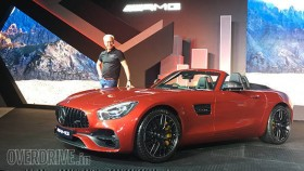 Mercedes-AMG GT Roadster launched in India at Rs 2.19 crore