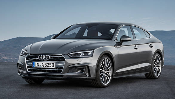 Preview India bound 2018 Audi A5 details and specifications Overdrive