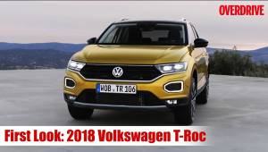 2018 Volkswagen T-Roc | Features and specifications