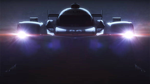 Video worth watching: Acura ARX-05 prototype racecar teaser