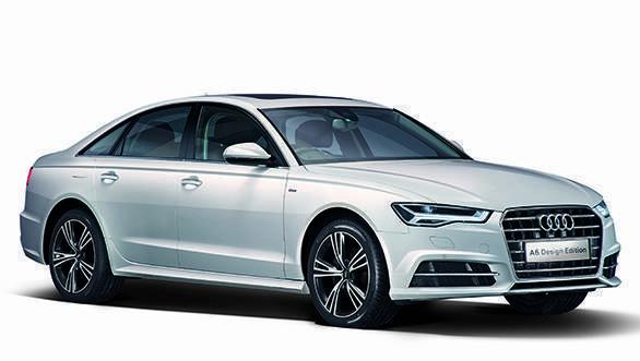 Audi A6 Design Edition_Image