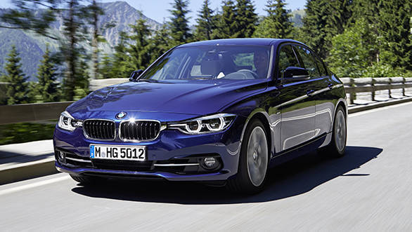 2017 BMW 320d Edition Sport launched in India at Rs 38.60 lakh