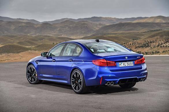 BMW M5 5