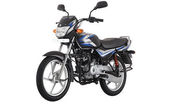 Bajaj CT100 electric start launched in India at Rs 38,806