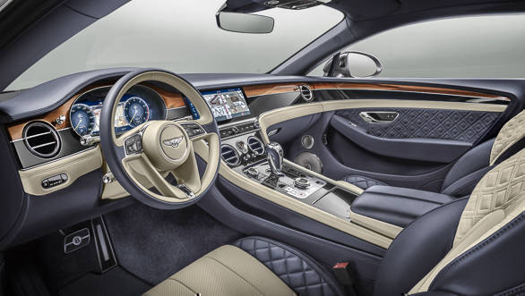 Bentley Continental GT 2017-13