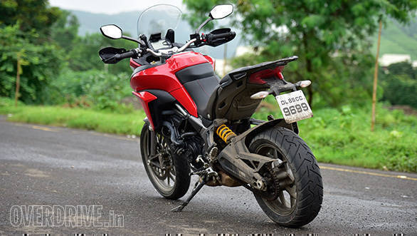 2017 ducati multistrada 950 first ride review overdrive. Black Bedroom Furniture Sets. Home Design Ideas