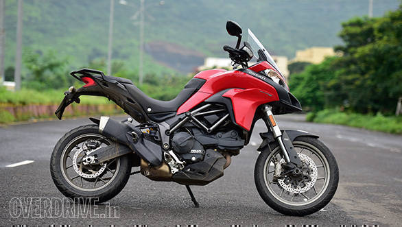 Discount of Rs 1 lakh on Ducati Multistrada 950