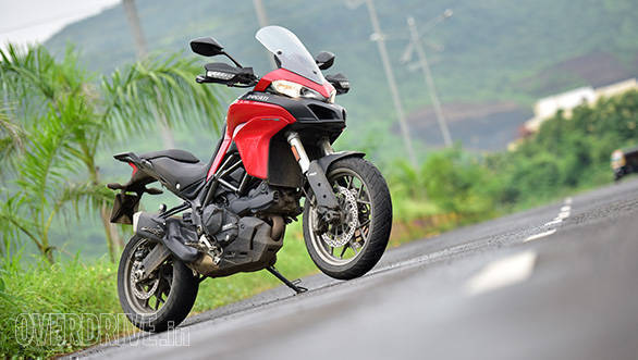 Ducati Multistrada 950 -37