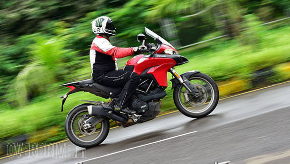 2017 Ducati Multistrada 950 first ride review