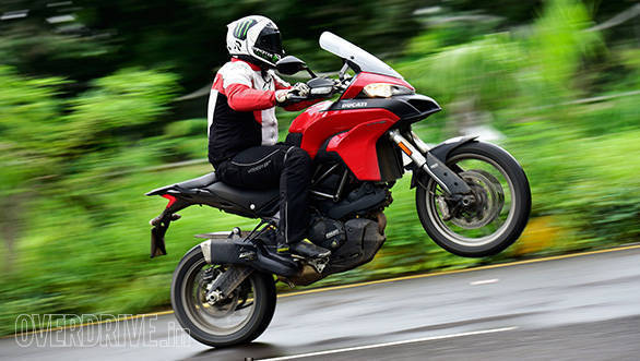 Ducati Multistrada 950 -41