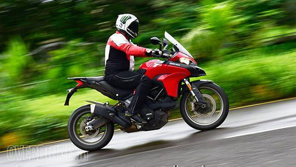 Ducati Multistrada 950 -43