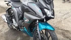 Yamaha Fazer 250 spied ahead of launch