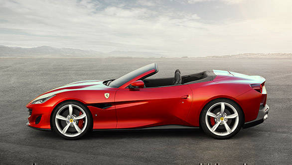 Ferrari's 3rd gen electronic differential (E-Diff3) integrated with F1-Trac and new electric power steering come together to impart the Ferrari Portofino with better dynamics and ride comfort