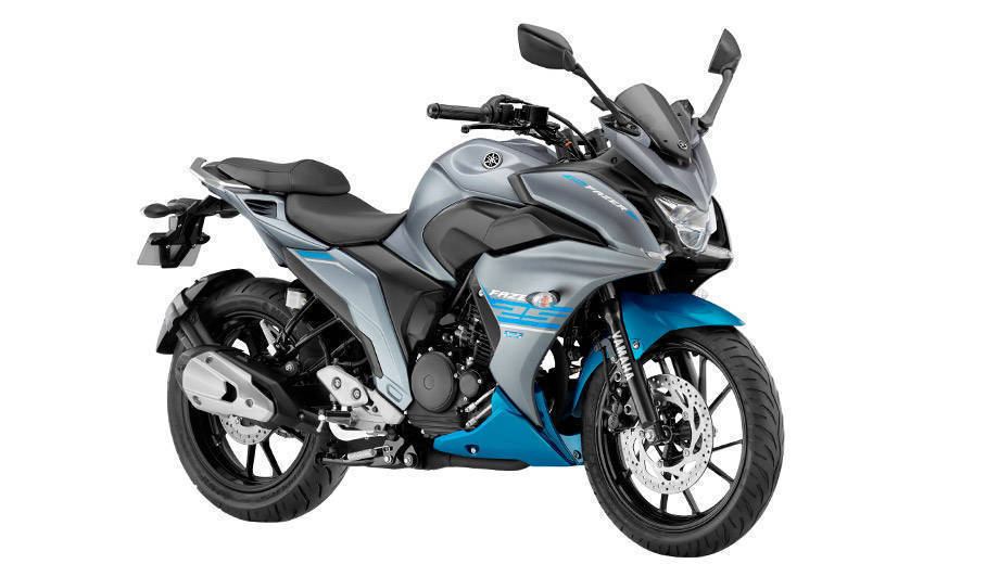 Fz Yamaha Price India