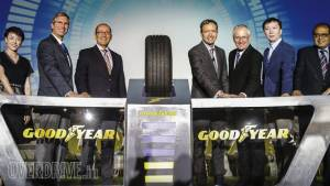 Goodyear EfficientGrip Performance SUV tyres to be launched in India soon