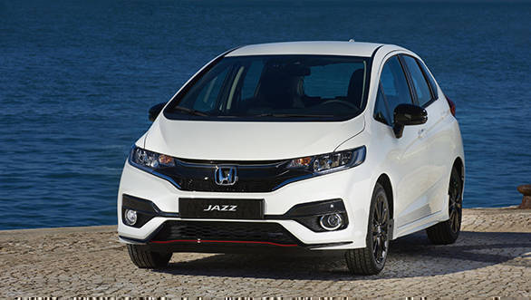 New-look Honda Jazz gets 130PS 1.5-litre i-VTEC engine option