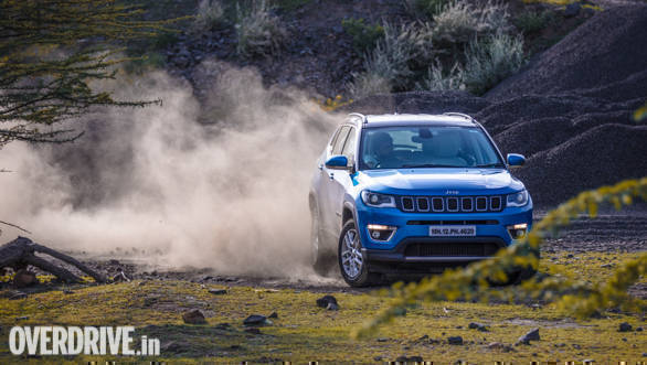 First batch of 600 India-made Jeep Compass SUVs exported